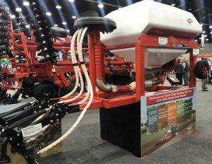 cover crop seeder