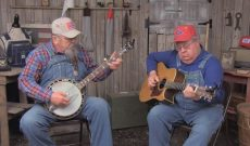 Moron Brothers' bluegrass hit covers the 'toilet paper problem'